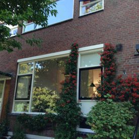 Voorgevel particuliere woning